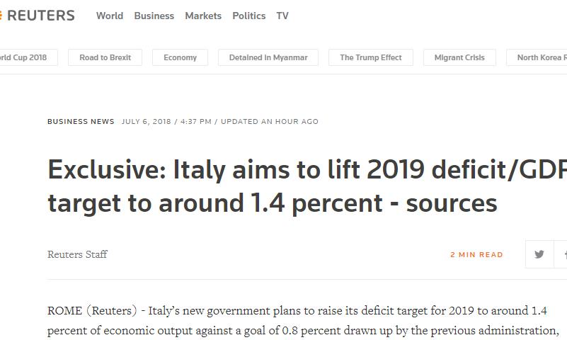 ... che è più o meno il livello a cui l Italia è tenuta a rimanere ad  esempio quest anno (anzi di meno 50aa01b93d1